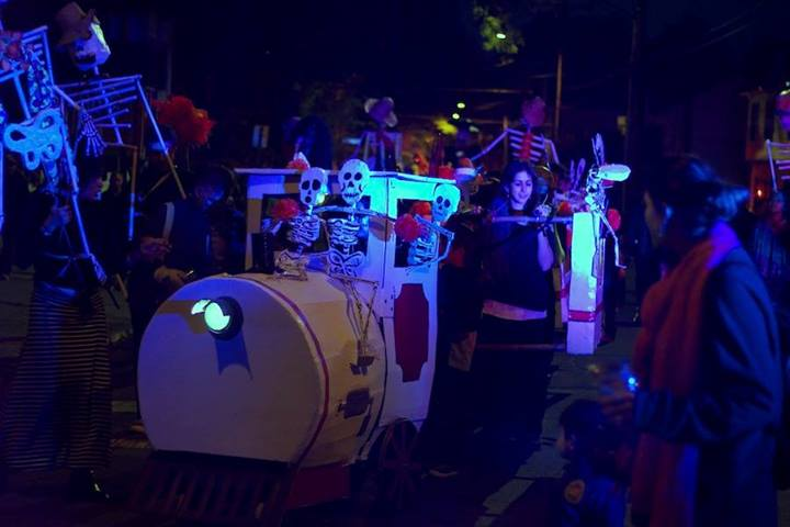 Day of the Dead Parade honors migrants