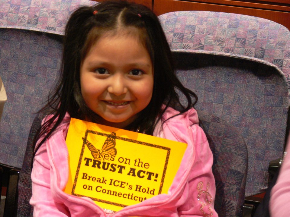 Support the TRUST Act and #Not1More Deportation